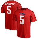 Robert Nkemdiche Ole Miss Rebels Fanatics Branded College Legends T-Shirt - Red