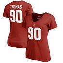Solomon Thomas Stanford Cardinal Fanatics Branded Women's College Legends T-Shirt - Cardinal