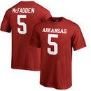 Darren McFadden Arkansas Razorbacks Fanatics Branded Youth College Legends T-Shirt - Cardinal