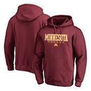 Minnesota Golden Gophers Fanatics Branded True Sport Hockey Pullover Hoodie - Maroon