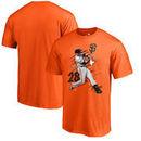 Buster Posey San Francisco Giants Fanatics Branded Fade Away T-Shirt - Orange
