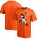 Buster Posey San Francisco Giants Fanatics Branded Youth Fade Away T-Shirt - Orange