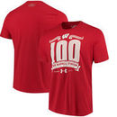 Wisconsin Badgers Under Armour 2017 Special Games Charged Tri-Blend T-Shirt – Red