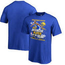 Draymond Green Golden State Warriors Fanatics Branded Youth 2017 NBA Defensive Player of the Year T-Shirt - Royal