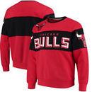Chicago Bulls G-III Sports by Carl Banks Wild Cat Supreme II Long Sleeve T-Shirt - Red/Black