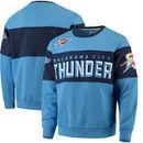 Oklahoma City Thunder G-III Sports by Carl Banks Wild Cat Supreme II Long Sleeve T-Shirt - Blue/Navy
