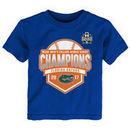 Florida Gators Outerstuff Toddler 2017 NCAA Men's Baseball College World Series National Champions T-Shirt - Royal