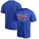 Florida Gators Fanatics Branded 2017 NCAA Men's Baseball College World Series National Champions Line Drive Big & Tall T-Shirt -