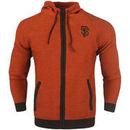 San Francisco Giants Knit Full-Zip Hoodie - Orange