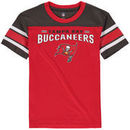 Tampa Bay Buccaneers Youth Fan Gear Loyalty T-Shirt - Red