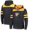 Pittsburgh Penguins Light Up Pullover Hoodie - Black
