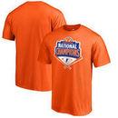 Florida Gators Fanatics Branded 2017 NCAA Men's Baseball College World Series National Champions Grand Slam T-Shirt - Orange