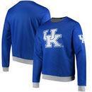 Kentucky Wildcats Tide Static Rain Sweatshirt - Royal