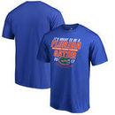 Florida Gators Fanatics Branded 2017 NCAA Men's Baseball College World Series National Champions Great Baseball T-Shirt - Royal