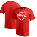 Memphis Hustle Fanatics Branded Youth Primary Logo T-Shirt - Red