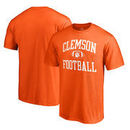 Clemson Tigers Fanatics Branded Neutral Zone T-Shirt - Orange