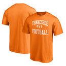 Tennessee Volunteers Fanatics Branded Neutral Zone T-Shirt - Tennessee Orange
