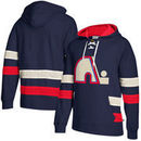 Quebec Nordiques CCM Jersey Pullover Hoodie - Navy