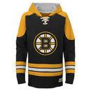 Boston Bruins Youth Legendary Pullover Hoodie - Black