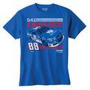 Dale Earnhardt Jr. Hendrick Motorsports Team Collection Youth 2017 Darlington T-Shirt - Royal