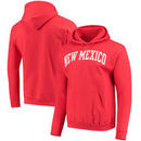 New Mexico Lobos Fanatics Branded Basic Arch Expansion Hoodie - Red