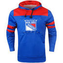 New York Rangers Light Up Pullover Hoodie - Blue