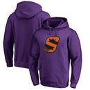 Phoenix Suns Fanatics Branded Alternate Logo Pullover Hoodie - Purple