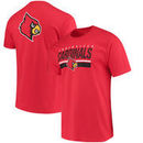 Louisville Cardinals Fanatics Branded End Game T-Shirt – Red