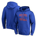 Boise State Broncos Fanatics Branded Neutral Zone Pullover Hoodie - Royal