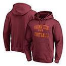 Virginia Tech Hokies Fanatics Branded Neutral Zone Pullover Hoodie - Maroon