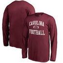 South Carolina Gamecocks Fanatics Branded Youth Neutral Zone Long Sleeve T-Shirt - Garnet