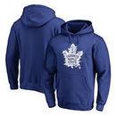 Toronto Maple Leafs Fanatics Branded Splatter Logo Big and Tall Pullover Hoodie - Royal