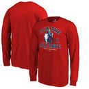 Los Angeles Angels Fanatics Branded Youth MLB Star Wars Join The Alliance Long Sleeve T-Shirt – Red