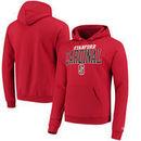 Stanford Cardinal Champion Core Powerblend Hoodie - Cardinal