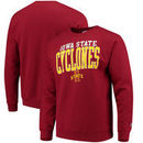 Iowa State Cyclones Champion Core Powerblend Crewneck Sweatshirt - Cardinal