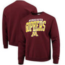 Minnesota Golden Gophers Champion Core Powerblend Crewneck Sweatshirt - Maroon