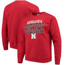 Nebraska Cornhuskers Champion Core Powerblend Crewneck Sweatshirt - Scarlet