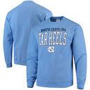 North Carolina Tar Heels Champion Core Powerblend Crew Neck Sweatshirt - Carolina Blue
