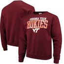 Virginia Tech Hokies Champion Core Powerblend Crewneck Sweatshirt - Maroon