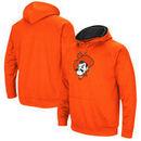 Oklahoma State Cowboys Colosseum Big Logo Pullover Hoodie - Orange