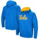 UCLA Bruins Colosseum Script Big Logo Pullover Hoodie - Blue
