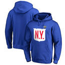 New York Rangers Fanatics Branded 2018 NHL Winter Classic Team Primary Big & Tall Pullover Hoodie – Royal