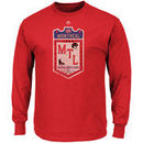 Montreal Canadiens Majestic Double Minor Long Sleeve T-Shirt – Red