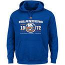 New York Islanders Majestic Winning Boost Pullover Hoodie - Royal
