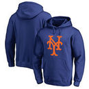 New York Mets Fanatics Branded Cooperstown Collection Huntington Big & Tall Pullover Hoodie - Royal