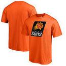 Phoenix Suns Fanatics Branded Primary Logo Big & Tall T-Shirt - Orange