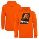 Phoenix Suns Fanatics Branded Youth Primary Logo Pullover Hoodie - Orange