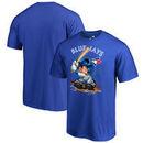 Toronto Blue Jays Fanatics Branded Disney All Star T-Shirt - Royal