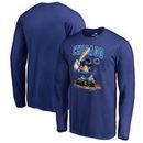 Chicago Cubs Fanatics Branded Disney All Star Long Sleeve T-Shirt - Royal