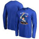 Toronto Blue Jays Fanatics Branded Disney All Star Long Sleeve T-Shirt - Royal
